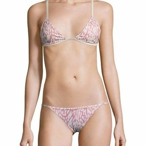 Tavik Bikini Sz S Zepplin Rose Dawn New
